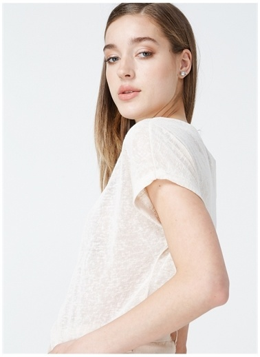 Fabrika Comfort Fabrika Comfort T-Shirt Bej